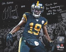 Ju Ju Smith-Schuster, #19 Pittsburgh Steelers