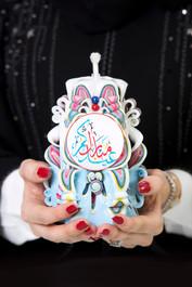 Eid candle gift idea