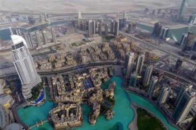 Burj Khalifa Top View (credit Burj Khalifa Photo Club)_UAE A-Z
