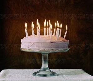 13 Birthdays. For Skye.