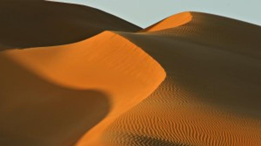 Rub' Al Khali Desert Dunes_UAE A-Z