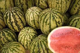 Watermelon Specialist's wares