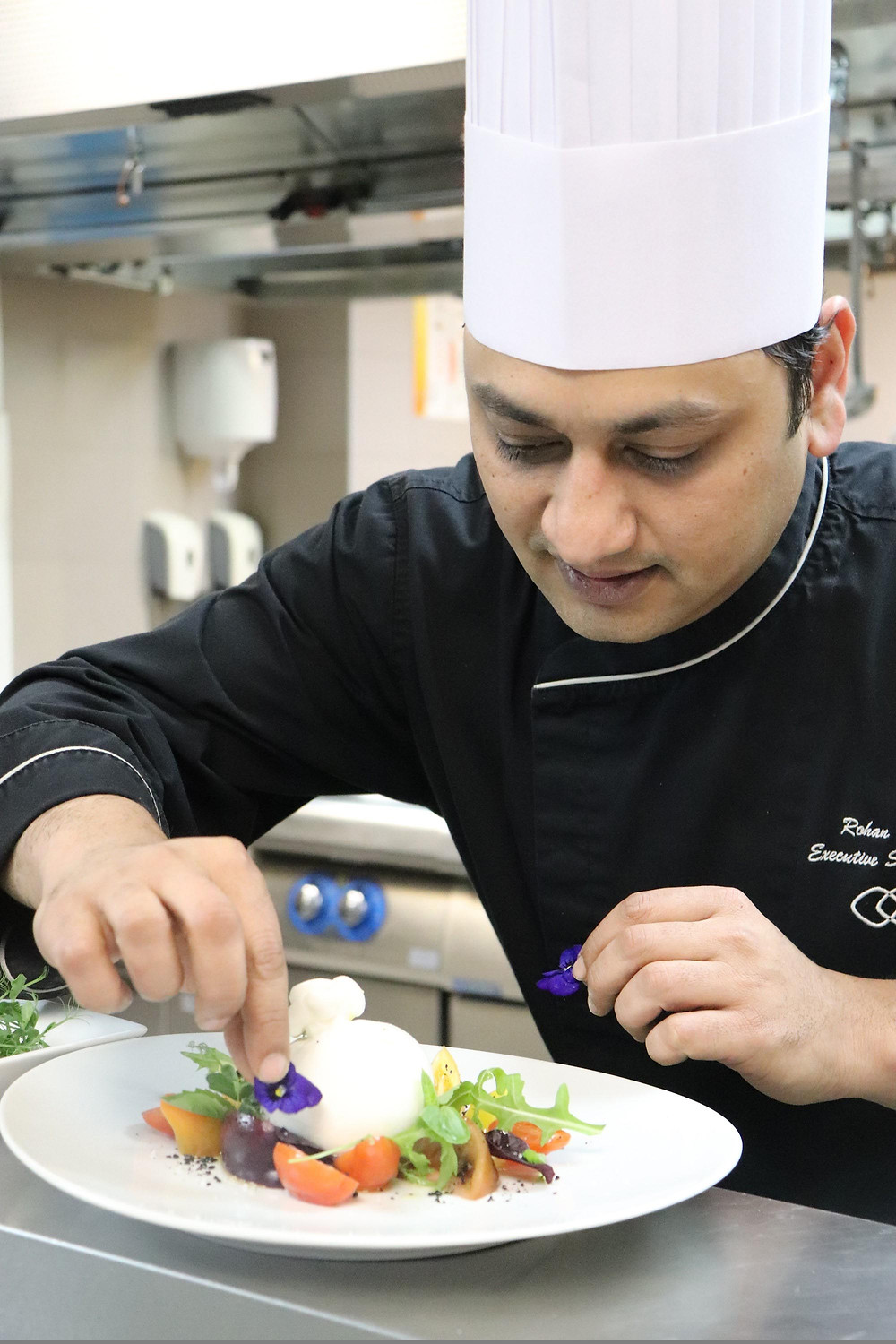 Rohan Patil, Executive Sous Chef, Sofitel Abu Dhabi Corniche