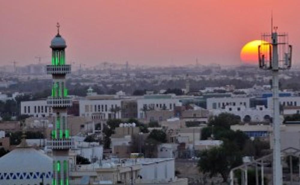 Al Ain Sunset UAE A-Z