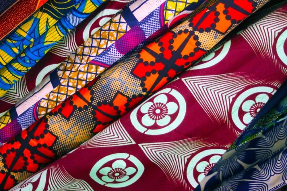 Fabric Found in Cairo. Cairo Textiles in Abu Dhabi.
