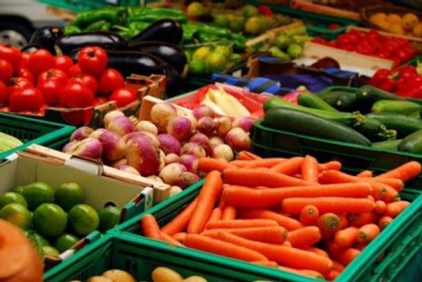 Vegetables of all varieties