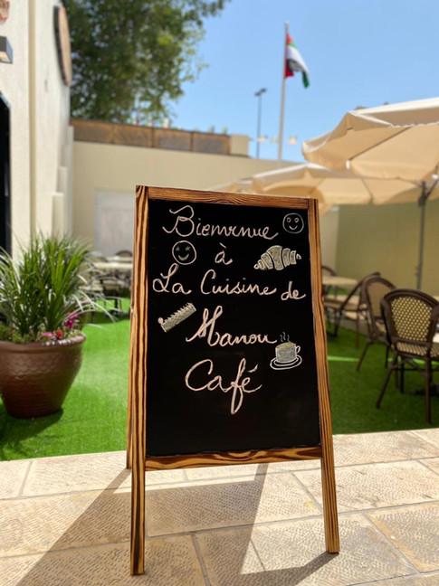 La Cuisine de Manou Café Abu Dhabi