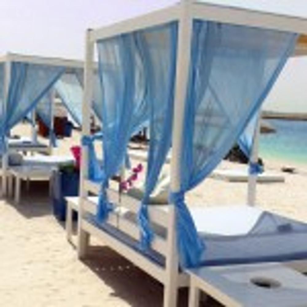 Yas Beach UAE A-Z