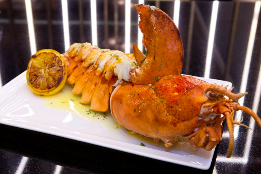 1.5KG Stuffed Maine Lobster Get A Room Already on Saadiyat Island #finedining #saadiyat #abudhabi @ Caramel #abudhabi #saadiyat #thecollection #stregis #finedining #mainelobster
