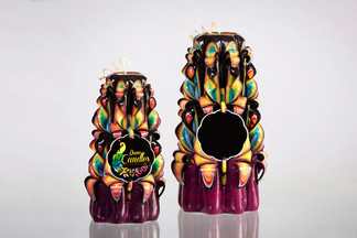 Dune Candles handcarved candles