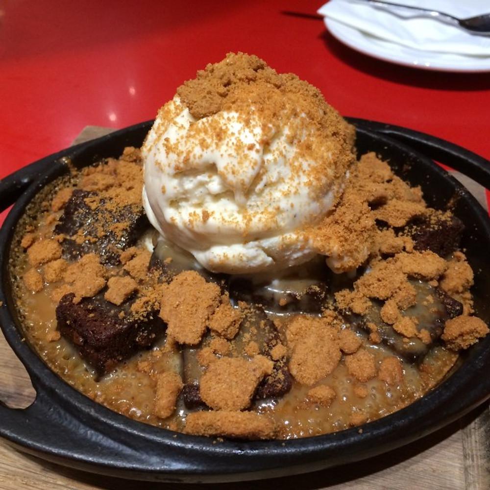 Lotus biscoff Choco Bites at Urban Seafood Ibn Battuta Mall in Dubai