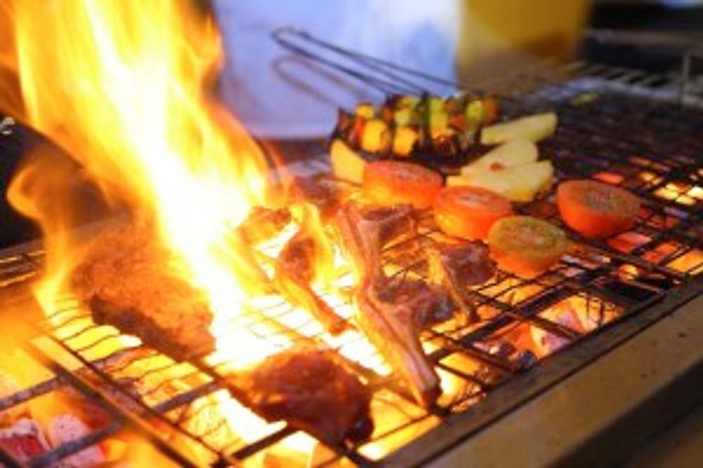 One Arabian Night_TL BBQ night