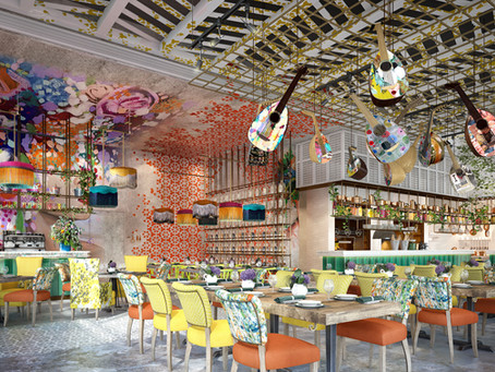 The group behind the UAE's emerging food concepts is building a Lebanese restaurant empire