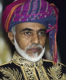 The Real Sultan of Oman