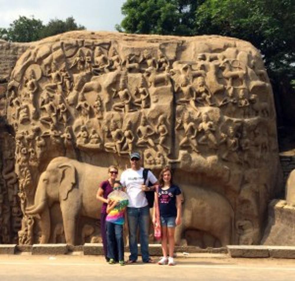 Postcards from Mahabalipuram