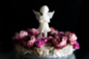 Religious candle gift idea