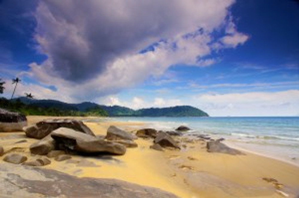 Jaura Beach has been nominated the 21st most beautiful beach by CNN