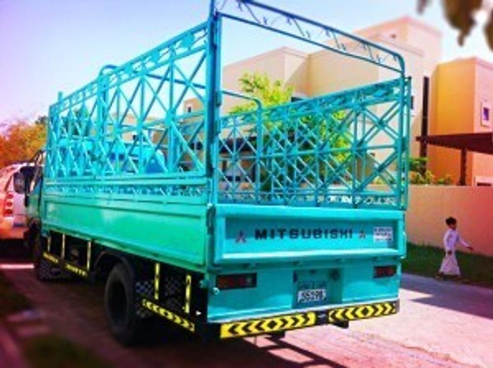 I Heart Trucks in Abu Dhabi. Taxis in NYC.