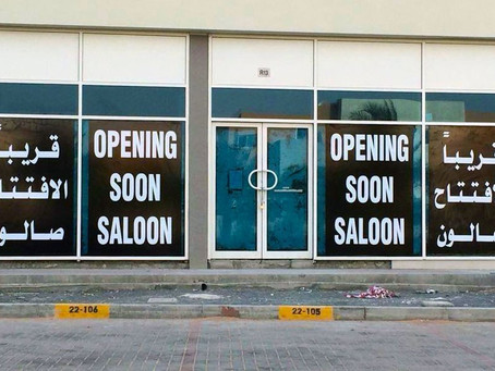 The Opening Soon Saloon