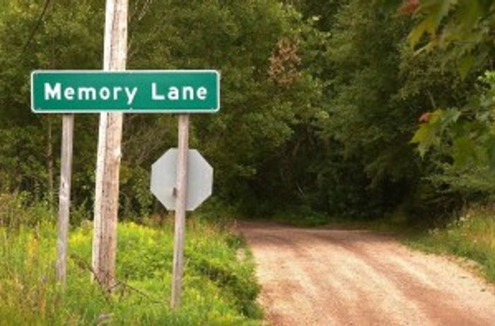 Memory lane reverse first impressions