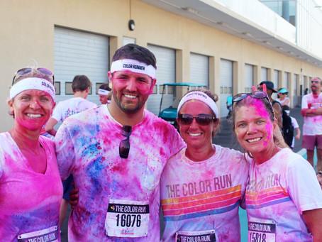 Daily Photo–Color Run Fun