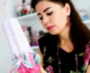 Faten Malakieh Artisan candlemaker