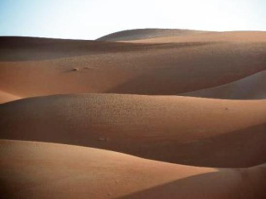 Dunes near Madinat Zayed
