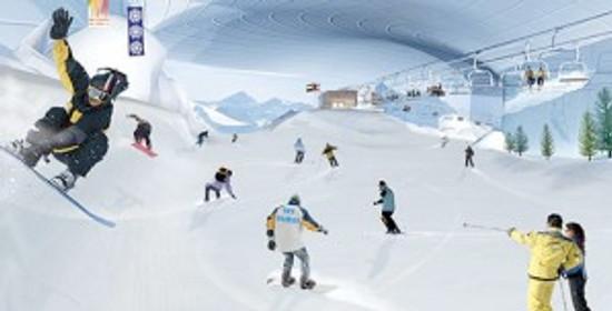 Ski Dubai_UAE A-Z