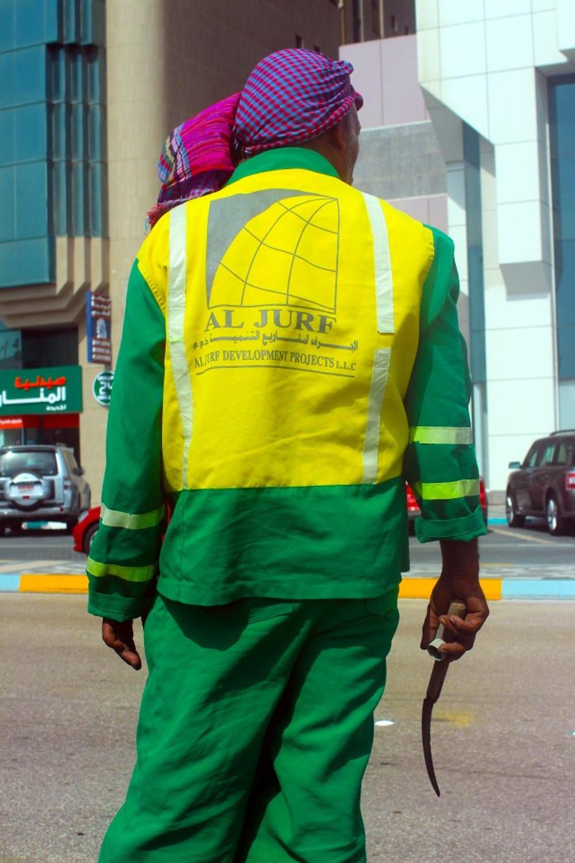 Abu Dhabi City Gardener
