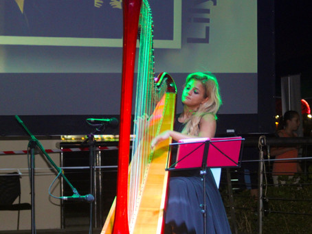 Daily Photo–Harp