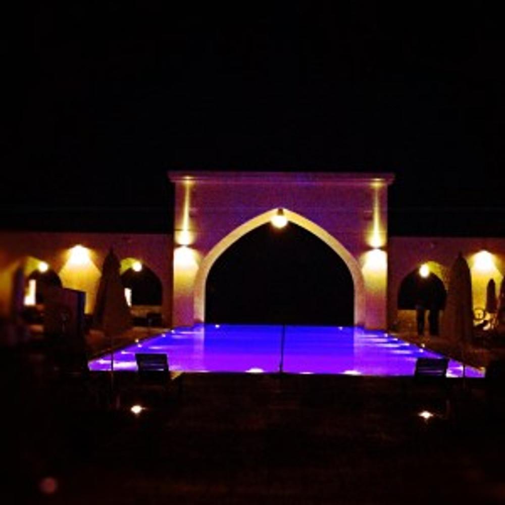 Tilal Liwa by night One Arabian Night