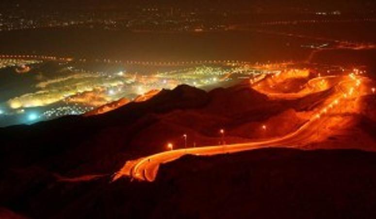 Al Ain at Night