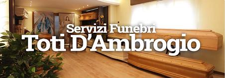 servizi funebri toti d'ambrogio