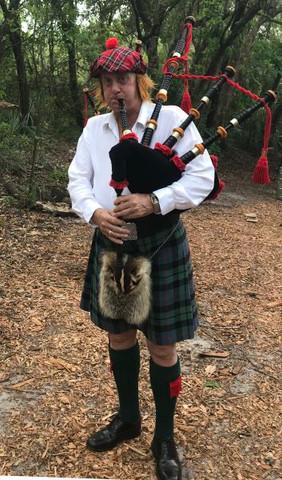 Cliff's Ren Fest outfit