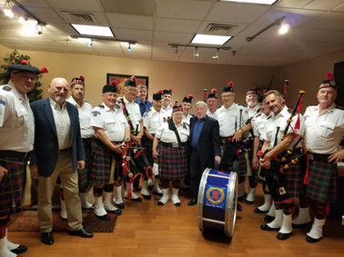 after the show with the Chieftans in lakeland 2017