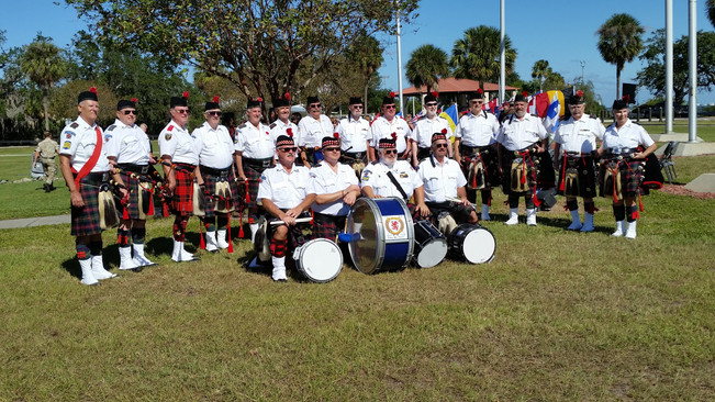 McDill remembrance event 2017