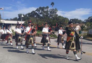 Gulfport parade