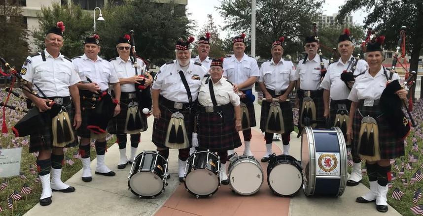 Tampa Veterans Day 2017