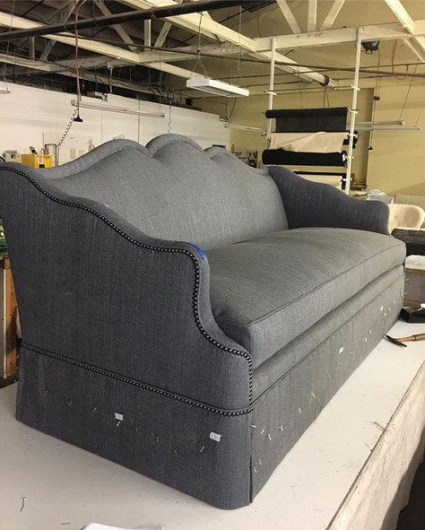 Valet sofa