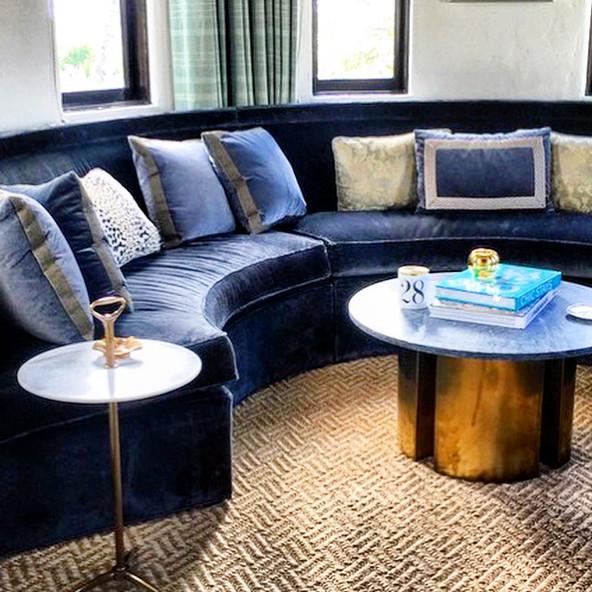 Round Room sofa