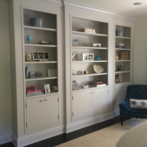 Kate's bookcase