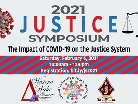 2021 Justice Symposium: The Impact of COVID-19 on the Justice System
