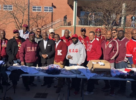 Raleigh (NC) Alumni Chapter, Building Bridges and Impacting Social Action
