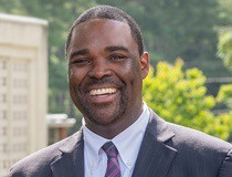 UNCW names Brother Lowell K. Davis Vice Chancellor for Student Affairs