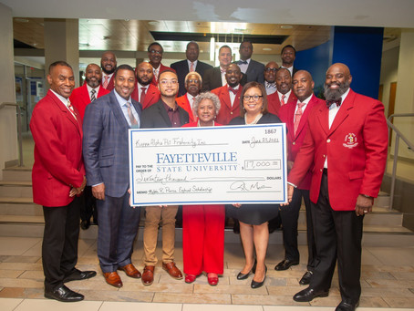 Past 20th Middle Eastern Province Polemarch Brother Pierce Endowed Scholarship.