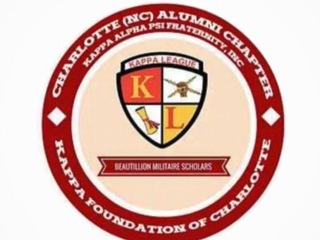 Charlotte (NC) Alumni Chapter: 45th Annual Kappa Beautillion Militaire Program.