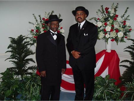 Winston-Salem (NC) Alumni celebrates chapter's Kappa Man of the 21st Century - Brother Henderson
