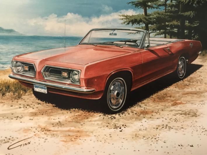 1969 Baracuda