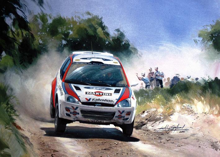 Colin McRae.Ford Focus