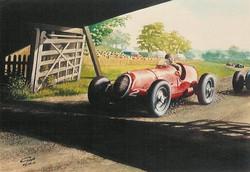 Donnington Alfa